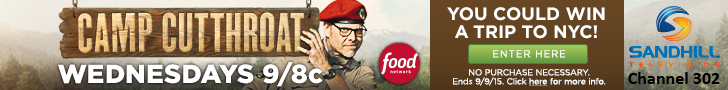 Food_CampCutthroat_Sweeps_Banner_728x90 sandhill