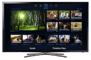 Samsung 32″ LED 5500 Series Smart TV