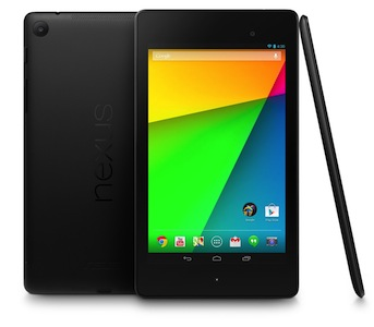 Nexus 7 (16GB, Black, Wi-Fi only)